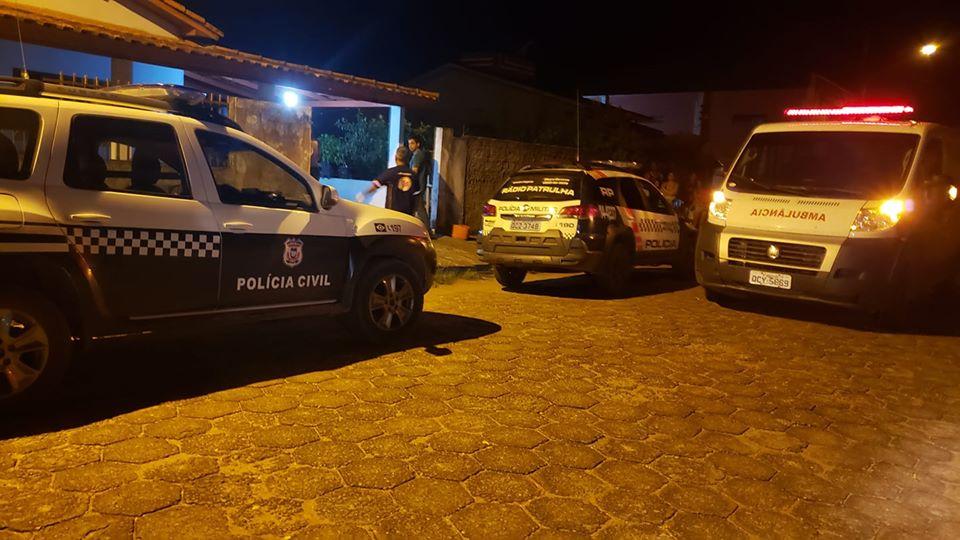Um morre e outro fica ferido gravemente  após casa ser invadida em Arenápolis-MT