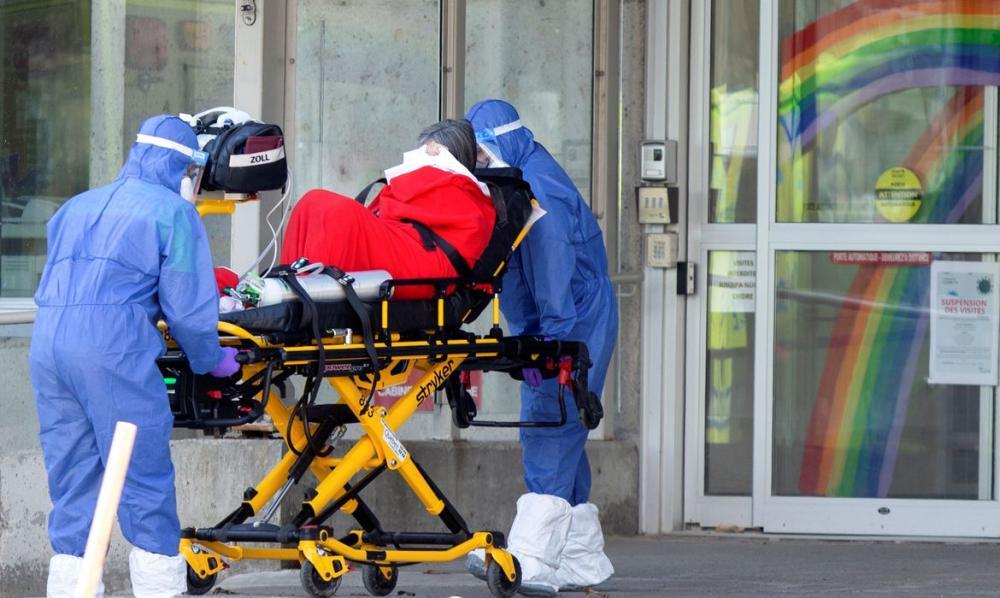Casos de coronavírus no mundo passam de 2,5 milhões