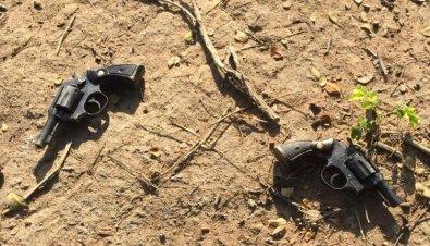 Ladrões de fazenda são baleados e presos pela PM em MT