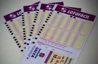 Apostador de MT gasta R$ 2,50 e fatura R$ 306 mil em loteria