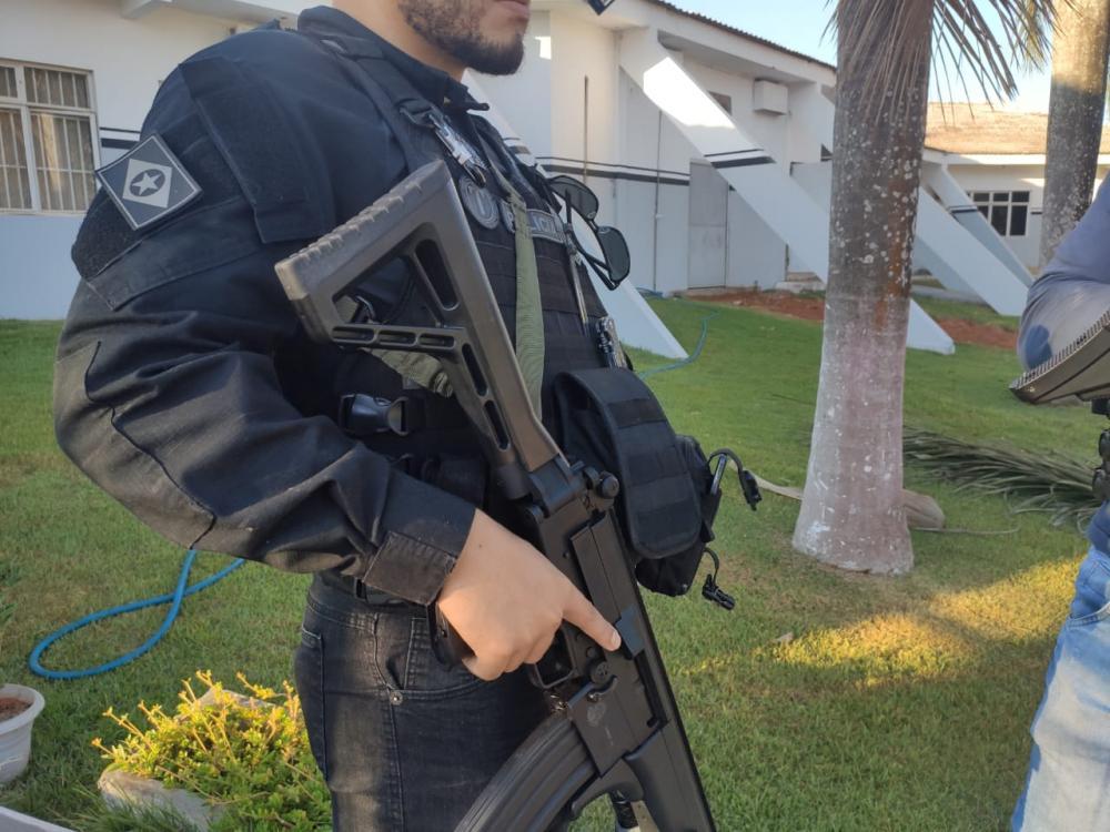 Operação em Lucas do Rio Verde prende 11 membros de facção criminosa atuante na região