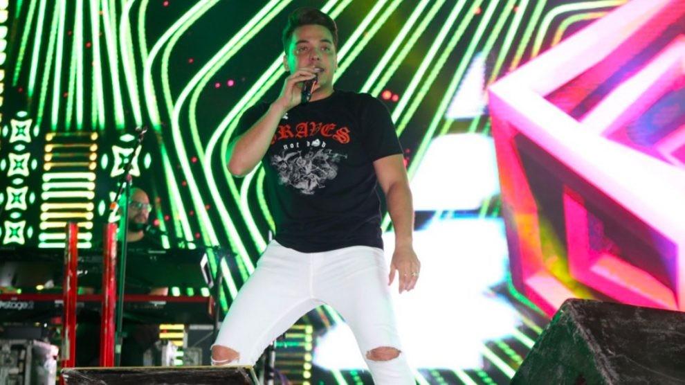 Mais de 20 mil assistem show de Wesley Safadão em Lucas do Rio Verde-MT