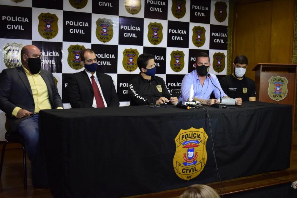 Operação desarticula grupo criminoso que praticou ao menos 20 roubos de mais de 1.200 celulares