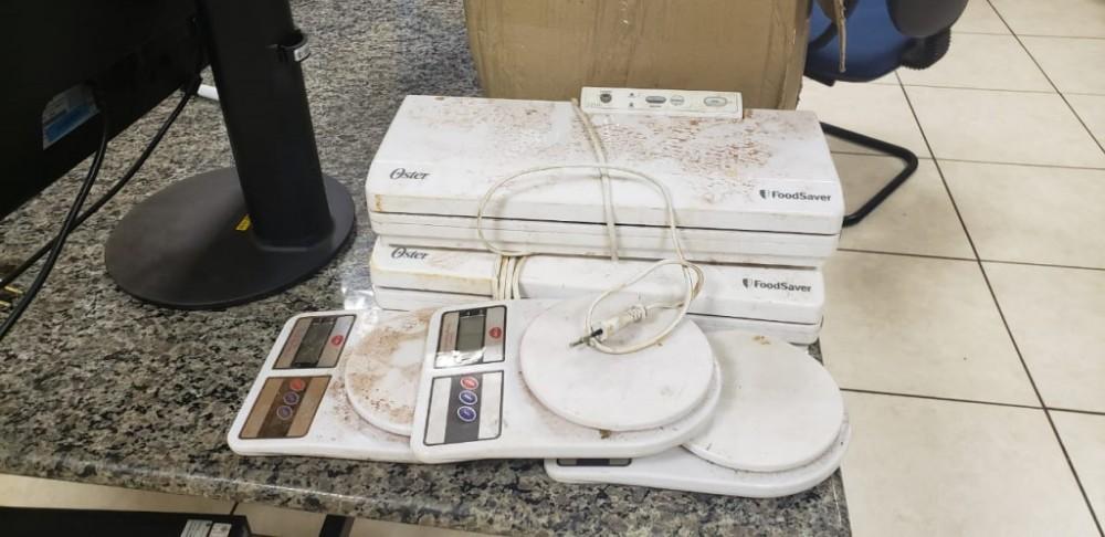Forças policiais de MT apreendem mais de 1 tonelada de cocaína em 10 dias