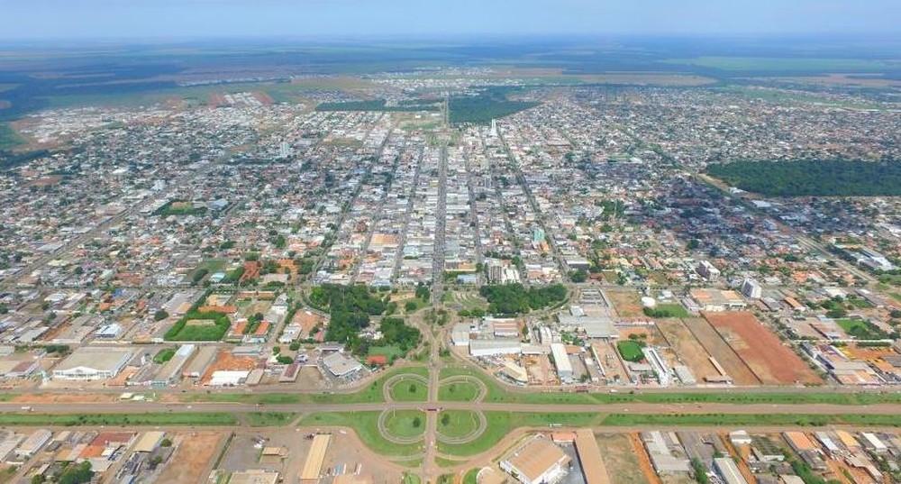 Foto: Prefeitura de Sinop/Divulgação