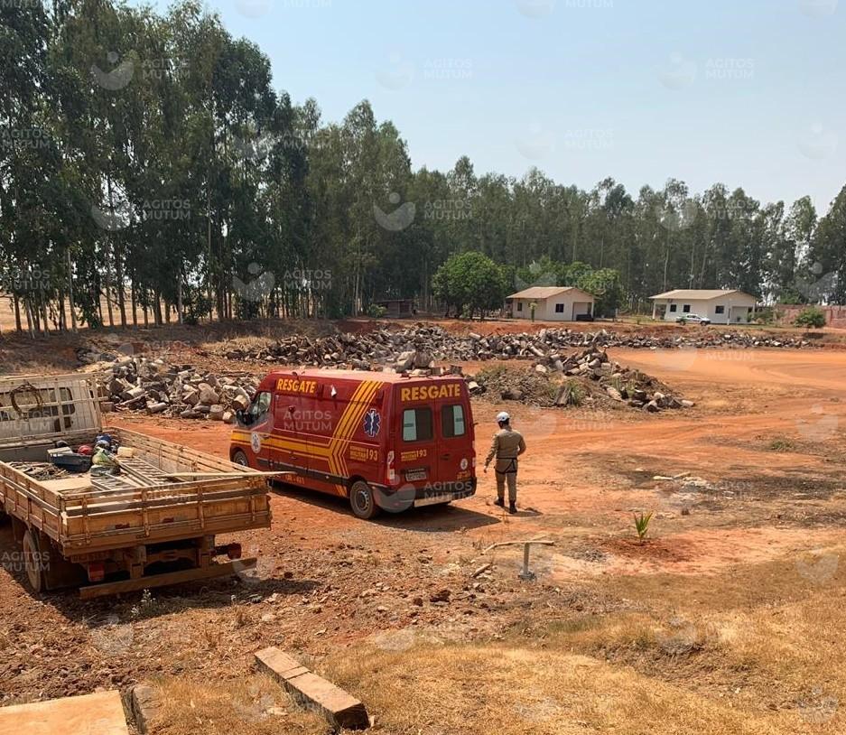 Funcionário morre soterrado por toneladas de milho em fazenda de MT