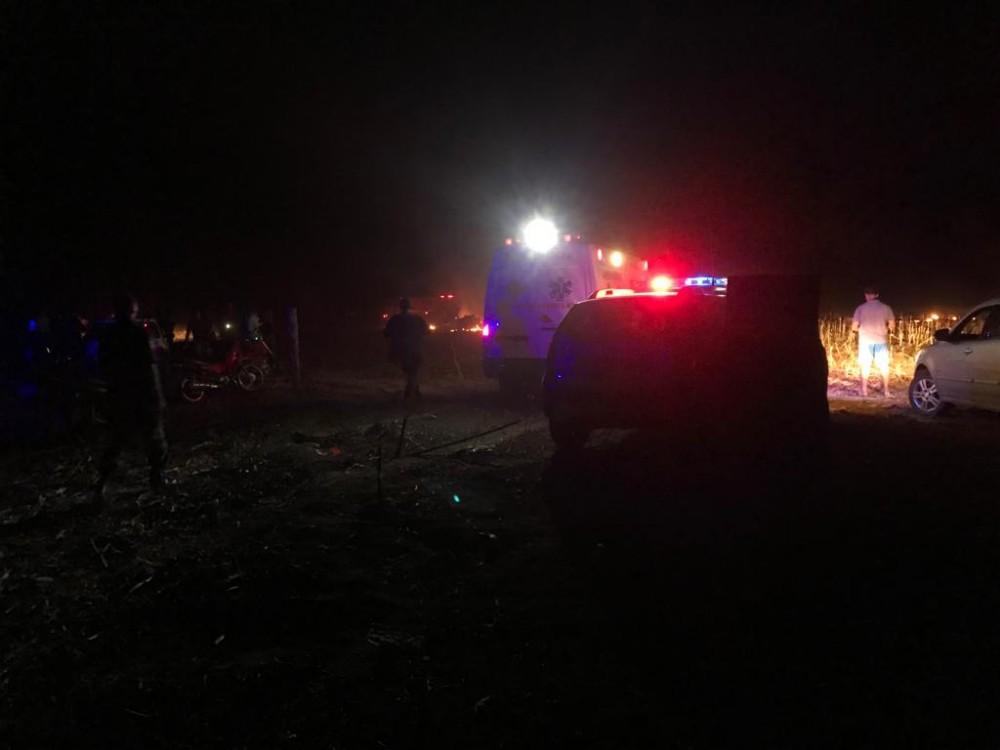 Dono de construtora e filho morrem em queda de avião em MT