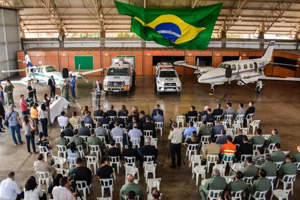 Fotos: Tchélo Figueiredo - SECOM/MT