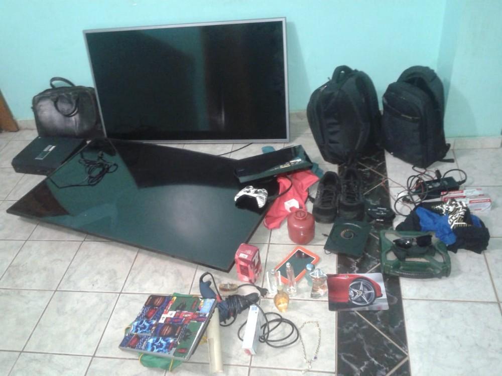 Suspeito de roubo em Diamantino é preso em flagrante em Rosário Oeste