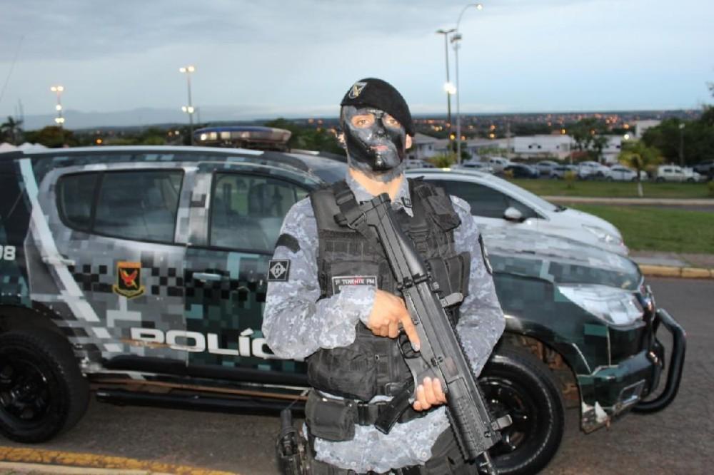 PM forma 26 policiais especializados em patrulhamento tático
