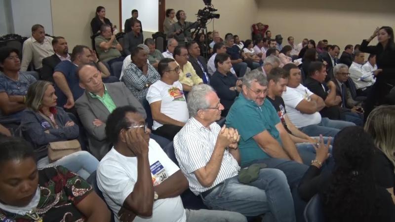 Audiência Pública debate a criação de novos municípios em Mato Grosso