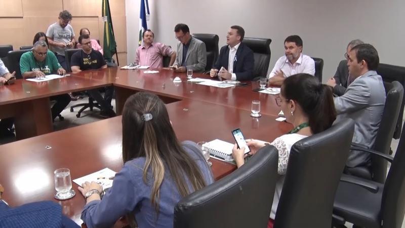 Frente Parlamentar se reune com representantes da Multinacional Syngenta