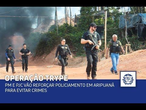 PM e PJC vão reforçar policiamento em Aripuanã para evitar crimes